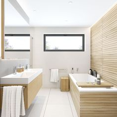 Bathroom Layout, Master Bedroom, Bathtub, Indoor, House Design, Interior Design, House Styles, Home Decor, Apartment Bathroom Design