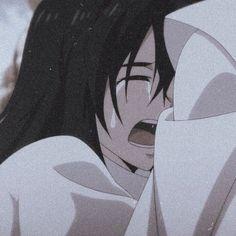 Anime Girl Crying, Sad Anime Girl, Kawaii Anime Girl, Anime Art Girl, Dark Anime, Anime Expressions, Cute Anime Wallpaper, Cute Anime Character, Cartoon Profile Pictures