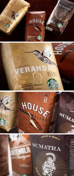 Starbucks redesign