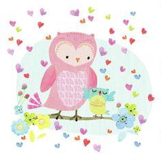 Veronica Vasylenko - BK 82166-owl