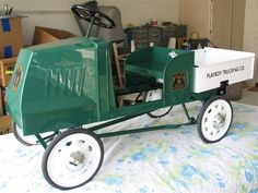 Vintage Pedal Car. @Jorge Cavalcante (JORGENCA)