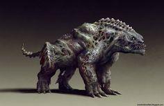 creatures concept art - Buscar con Google