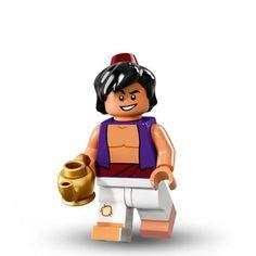 LEGO Minifigures Disney Series (4) Aladdin