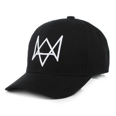 e96d92168f31c 2017 New Watch Dogs Aiden MASK Baseball Caps hiphop caps Cosplay snapback  Hat Mens 6 Panel