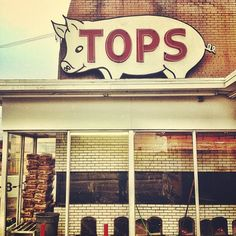Tops BBQ, Memphis. I liked this as well as Corky's.