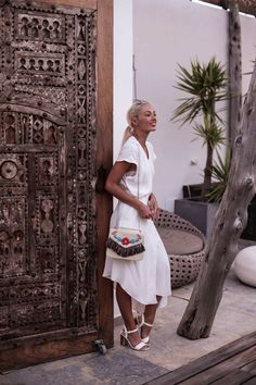 Ibiza in Style, Beach Outfits, Ibiza in Style - Fashion Mumblr. Fashion Mumblr, Ibiza Style Fashion, Fashion Outfits, Womens Fashion, Dress Outfits, Cool Outfits, Summer Outfits, Beach Outfits, Dresses