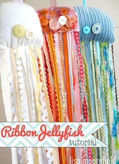 Ribbon Jellyfish Tutorial