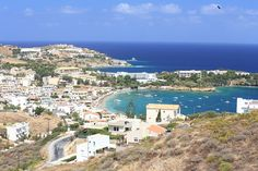 The breathtaking view from the church of Agia Pelagia