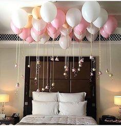 Romantic Room Décor Ideas For Wedding Night!  Http://valentinesideasforhim.com/ | Valentines Day Ideas | Pinterest |  Romantik, Geschenkideen Und Essen