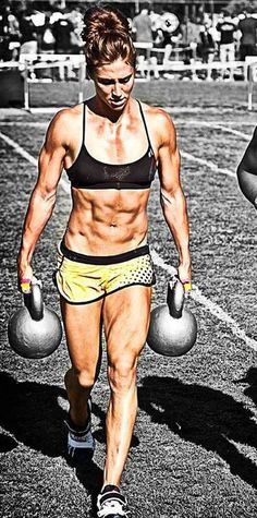 Cross fit... I could handle being this ripped. Lol