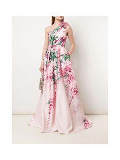Gown Skirt, Satin Skirt, Satin Dresses, Day Dresses, Pink Dresses, Pretty Dresses, Beautiful Dresses, Evening Dresses, Marchesa