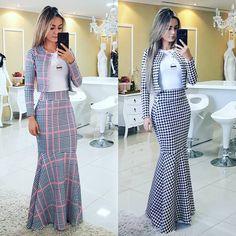 Cute fashion outfits ideas – Fashion, Home decorating Cute Fashion, Modest Fashion, Hijab Fashion, Fashion Dresses, Modest Clothing, Skirt Outfits, Dress Skirt, Indian Designer Wear, African Dress