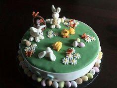 Easter cake by Vera Dolstra