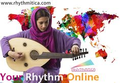 Persian Oud online lessons via Skype by Yasamin Shahhosseini