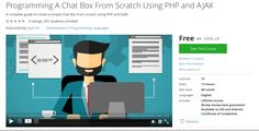 Programming A Chat Box From Scratch Using PHP and AJAX ☞ http://on.codek.tv/E1qUruvhg  #programming #php
