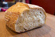 Semolina Sourdough Bread