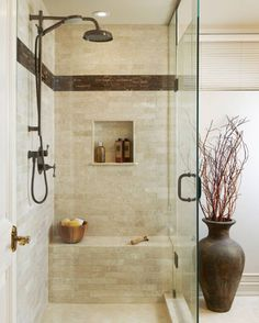 Geçmişten esintiler taşıyan modern bir banyo dekorasyonu #dekorasyon #banyo