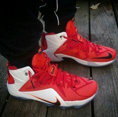 "Nike LeBron 12 ""Heart of a Lion"""