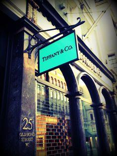 breakfast at Tiffanys. #tiffany tiffany jewelry ebay real