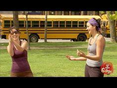 Compare pranks in U.S. to those in Canada  Venus Flytrap Bus Stop