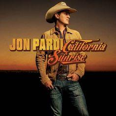 Jon Pardi Announces Sophomore Album, 'California Sunrise'