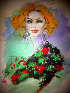 ♪ Arte de Fatima Tomaeva