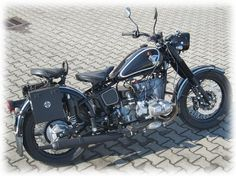 Ural Motorcycles Europe | Retro Solo