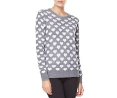Jersey tricot corazones - OYSHO