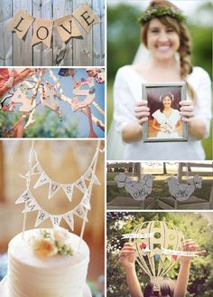 Cheap and Chic Wedding Props