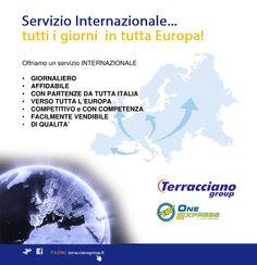 Newsletter n°18 - I punti principali del Servizio Internazionale. terraccianogroup.it