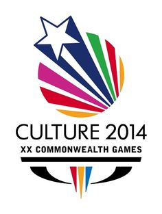 Culture 2014 identity, by Jim Lambie