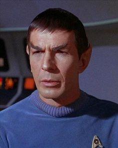 Star Trek: the Original Series. Spock