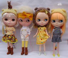yellow and choco by sandra ohh, via Flickr