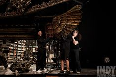 The Phantom of the Opera - Downstage