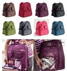 Lug Bags - Lug Puddle Jumper Gym Bag on Oprah's 'O List'