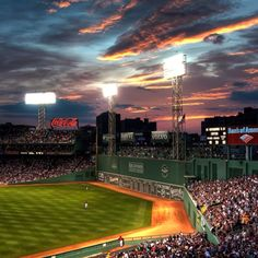 There's no place like home...FENWAY!