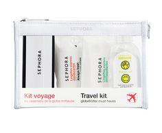 Travel kit by Sephora