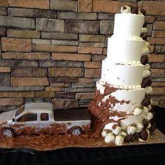 10th anniversary cake....