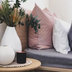@stylingbytiffany on instagram: home decor bedroom styling goals inspo interior design scandi boho modern candle adairs country road