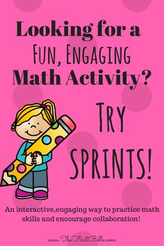 Worksheets are a snoozefest...try this Super Fun Engaging Activity for ANY SUBJECT + a freebie!