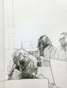 Pencil Sketches - Original artwork by davidhewittartist... #Sketchbooks #Pencil #Drawing #LifeDrawing #Art