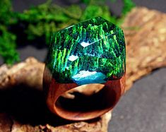 "Ring ""Forest Lake"""