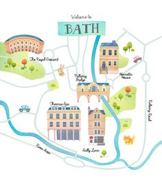 https://www.behance.net/gallery/13472173/Bath-Map-Design