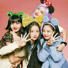 Kpop Girl Groups, Korean Girl Groups, Kpop Girls, Yg Entertainment, Dance Music, K Pop, Blackpink Twice, Black Pink Kpop, Avakin Life