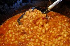 Slow Cooker Homemade Baked Beans