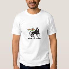 Lion of Judah Tee Shirt