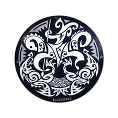 São Jorge - Maori Tattoo