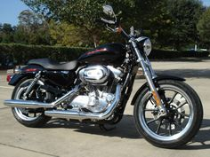 Harley-Davidson : Sportster 2013 Harley Davidson XL Sportster 883L Only 1399 Miles Perfect Bike
