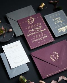 The Wedding Invitation Trends 2019 Couples Must See Wedding