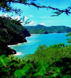 El Parque Nacional Península de Paria, en el Edo Sucre, es uno de los destinos turísticos más atractivos de Venezuela